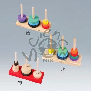 하노이탑(Tower of Hanoi)